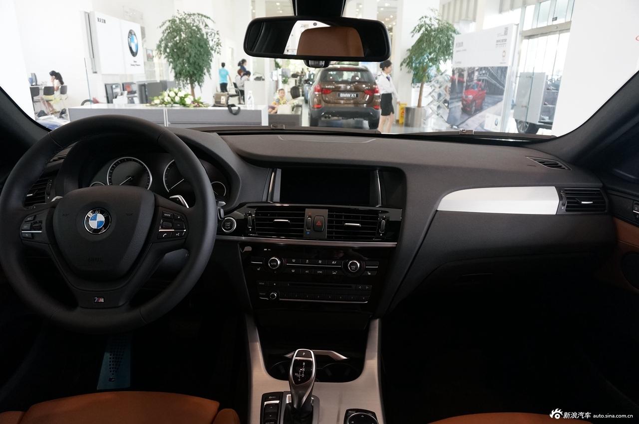 2014款宝马X4 xDrive35i M运动型到店实拍 感谢重庆宝驯宝马5S店协助