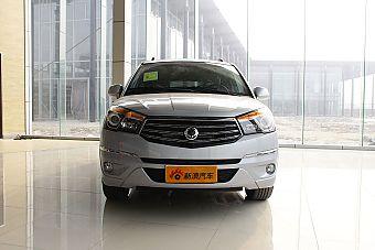 2014款双龙路帝2.0T柴油四驱豪华型