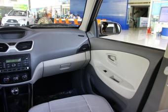 2014款夏利N5 1.3L 手动标准型 到店实拍