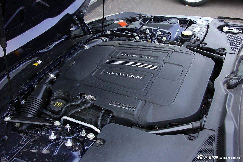 2015款捷豹F-type 3.0T S 硬顶版到店实拍