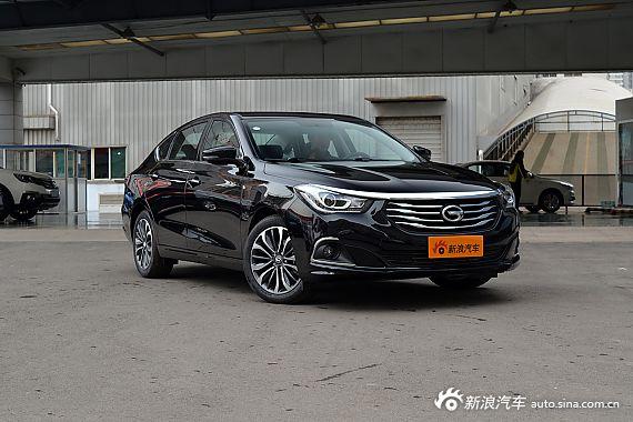 2015款传祺GA6 1.8T自动豪华导航版