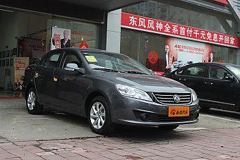 2013款东风风神S30 1.6L 手动尊雅型