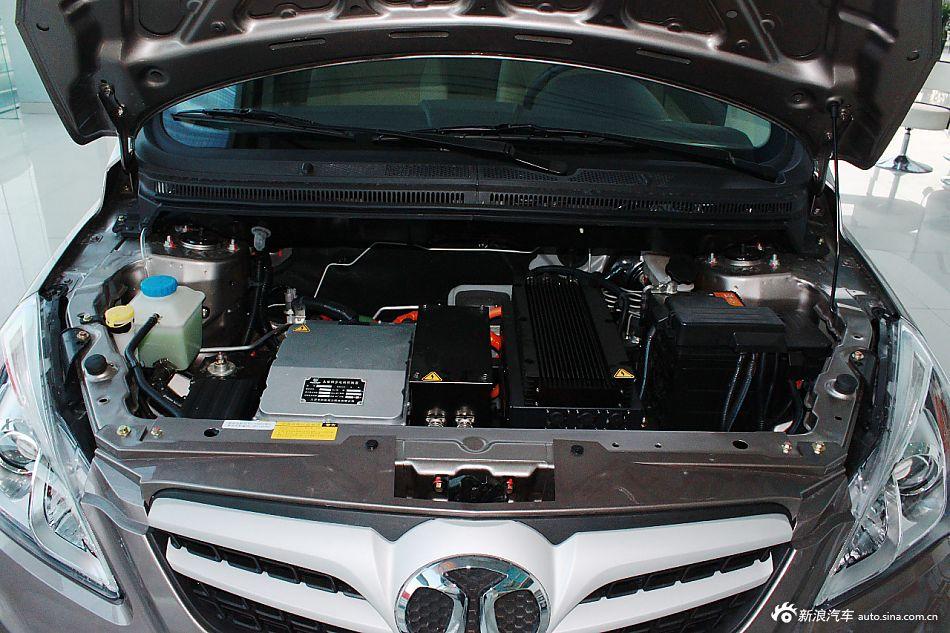 北汽新能源E150EV到店实拍