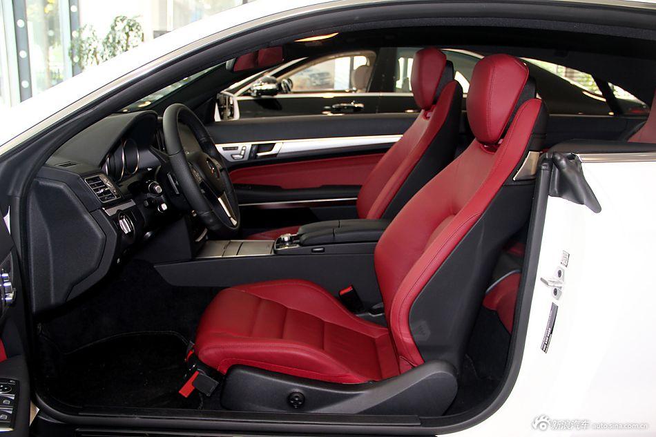 2014款奔驰E200 Coupe 到店实拍