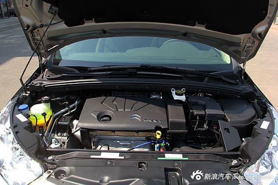 2014款雪铁龙C4L 1.8L自动智驱版劲智型到店实拍