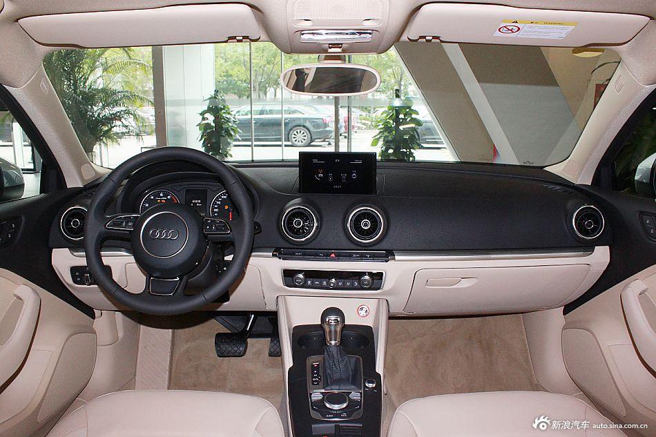 2014款奥迪A3 Limousine到店实拍