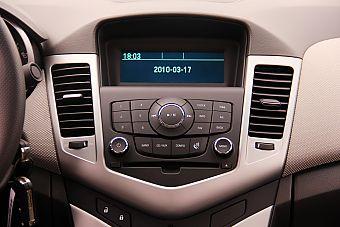 2012款科鲁兹1.6SE手自一体舒适版