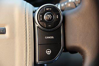 2013款路虎揽胜 3.0L V6柴油版