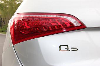 2012款奥迪Q5 2.0TFSI技术型