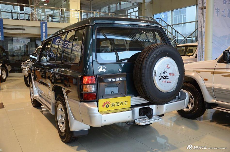 2013款猎豹黑金刚2.2L四驱标准型高清图片