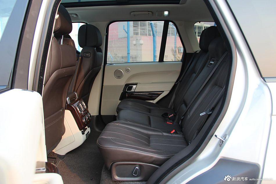 2013款揽胜 3.0L V6柴油版