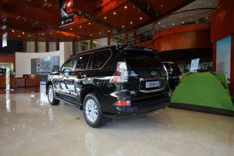 2015款雷克萨斯GX 4.0L自动400豪华版