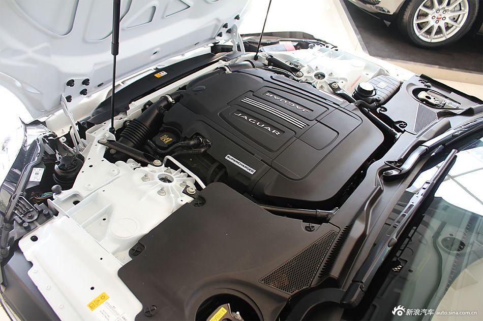 2013款捷豹F TYPE 5.0T V8 S高清图片