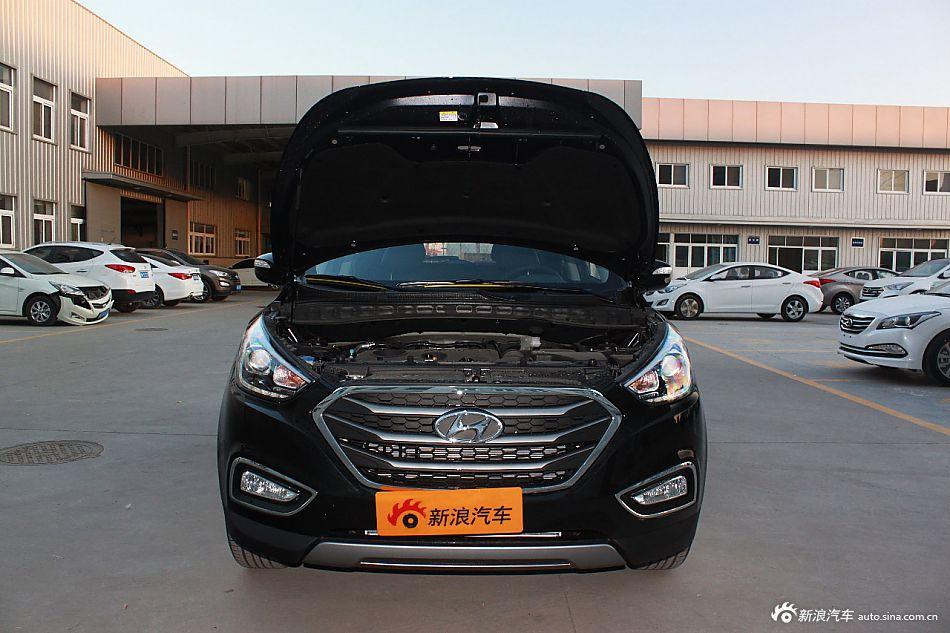 2015款北京现代ix35到店实拍