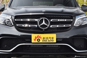 2017款AMG GLS 63 4MATIC