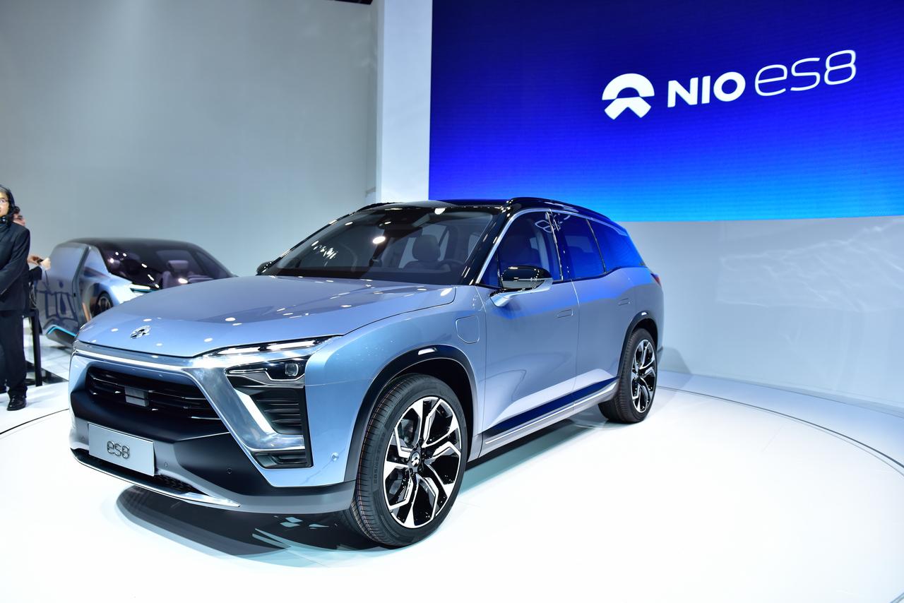 【蔚来ES8新能源图片】蔚来ES8新能源图片大全 -新浪汽车