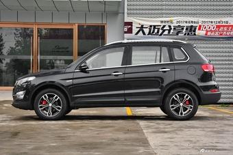 2017款大迈X5 1.5T CVT知县型升级版