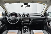 2018款东南DX3 1.5L手动户外版尊贵型