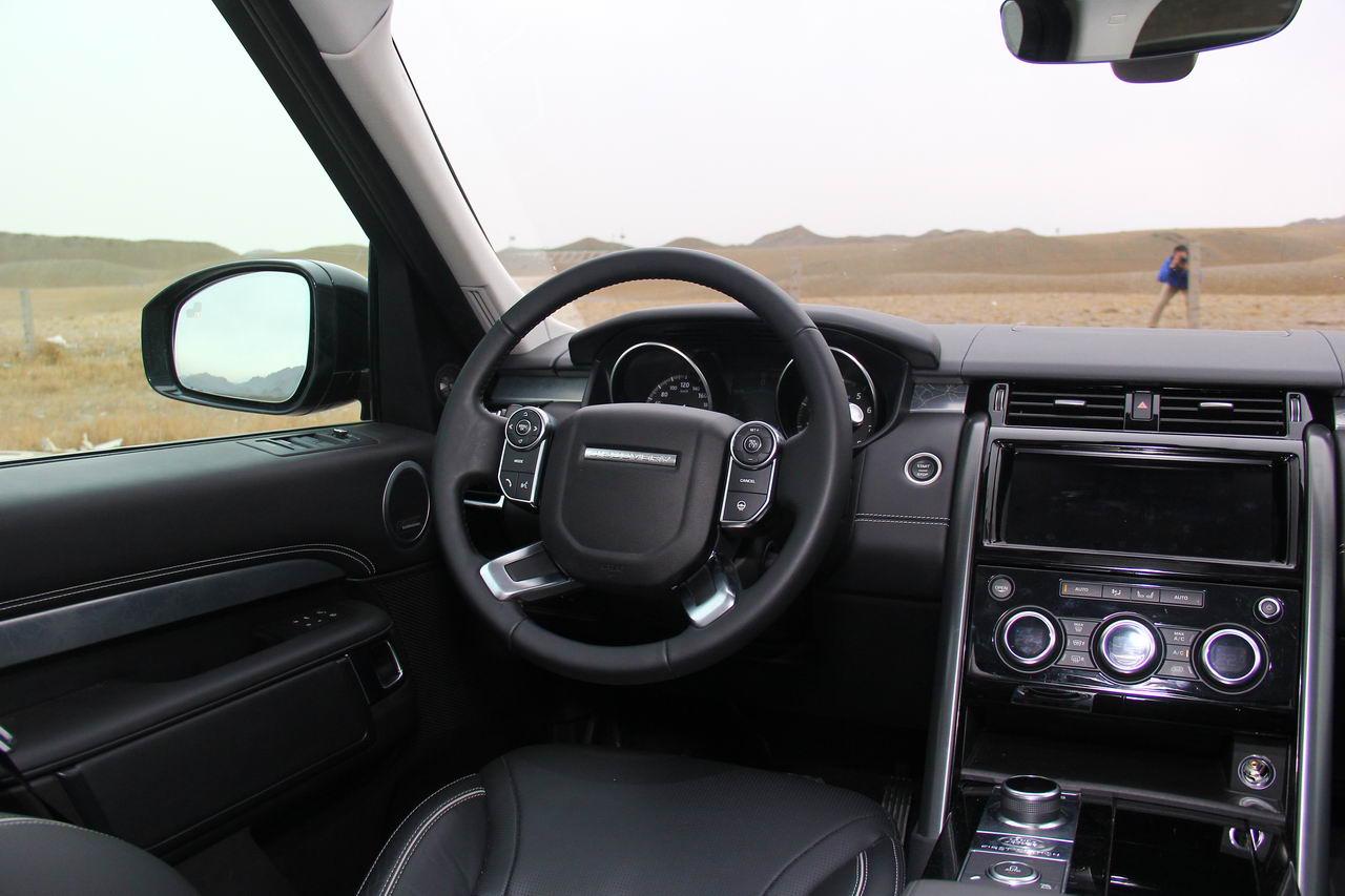 2017款发现3.0自动V6首发限量版