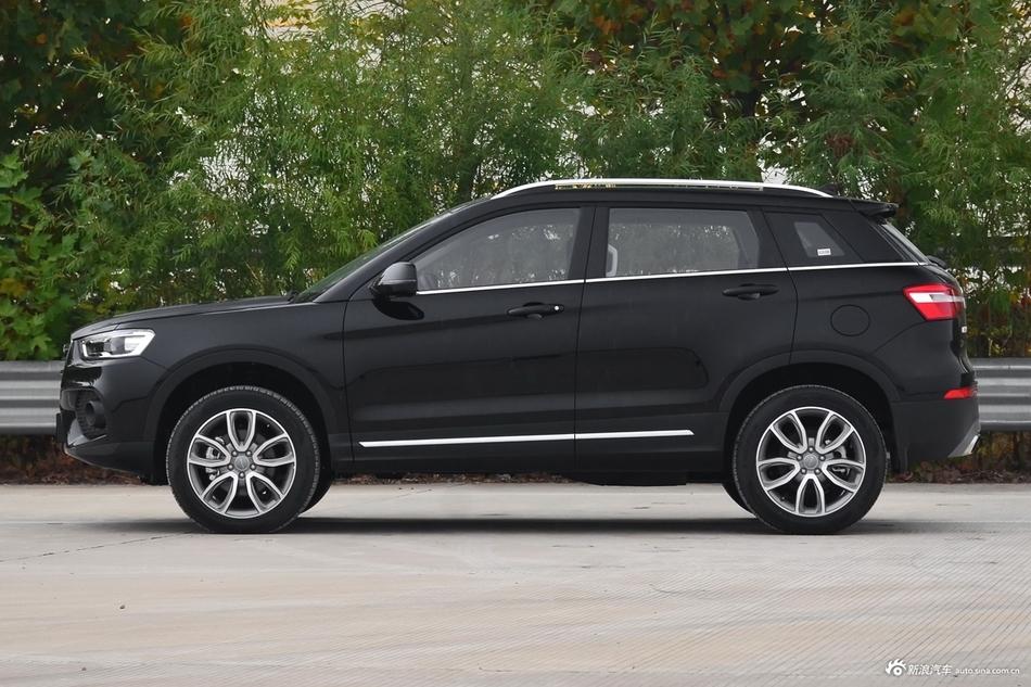 哈弗H6 Coupe1月报价 最高直降2.10万