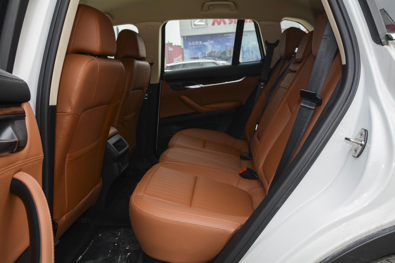 2018款汉腾X7S 1.5T 自动豪华型