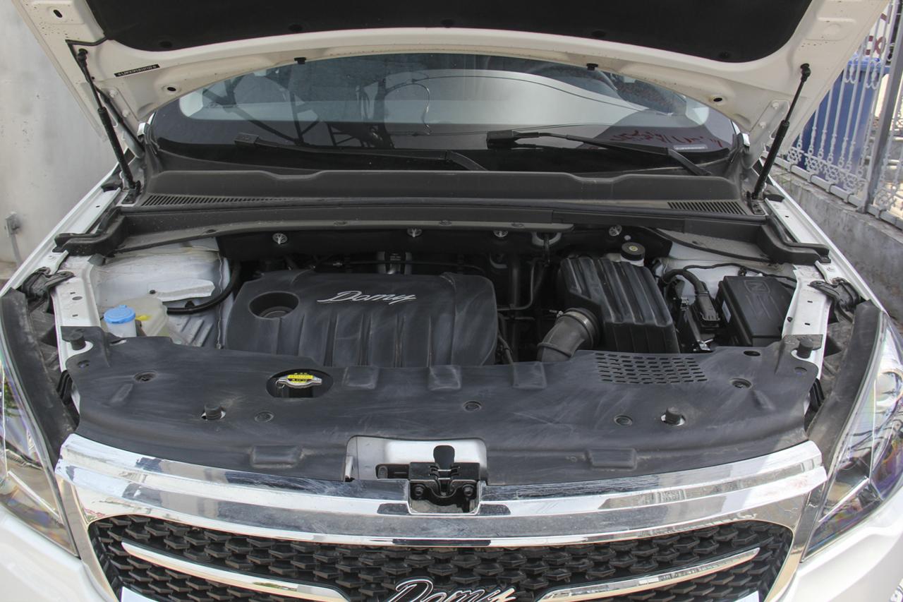 2017款大迈X5 1.6L手动精英型经典版