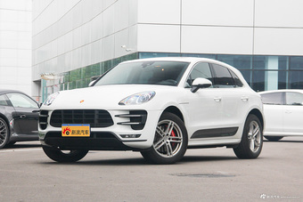 2017款Macan Turbo 3.6T自动