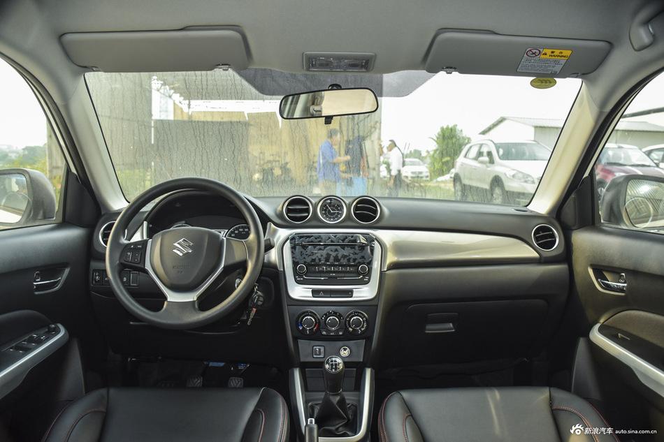 2016款维特拉1.6L手动两驱进取型