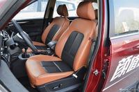 2017款北汽威望 M50f 1.3T手动豪华型(红)