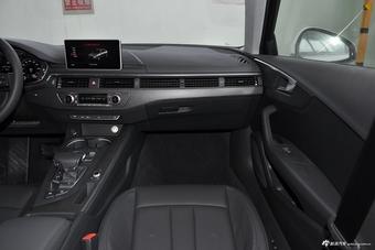2017款奥迪A4L Plus 2.0T自动40TFSI风尚型