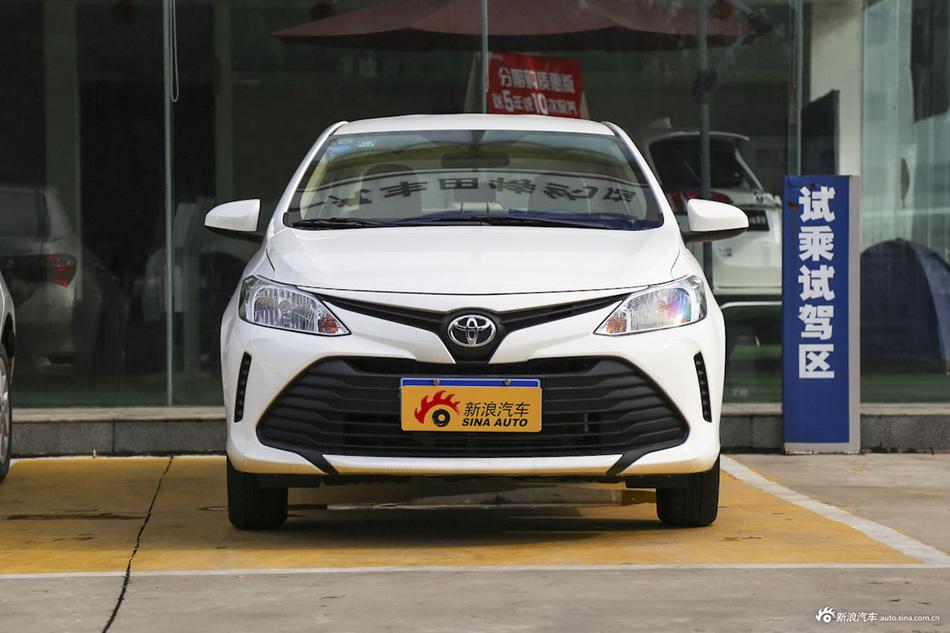 价格低,卖得好,丰田威驰最高直降1.50万