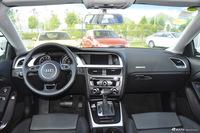 2016款改款奥迪A5 2.0T自动Coupe45TFSI舒适型