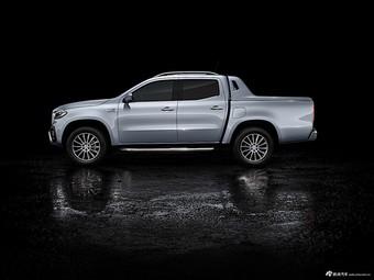 图集|奔驰X级新车型官图发布 搭载V6发动机