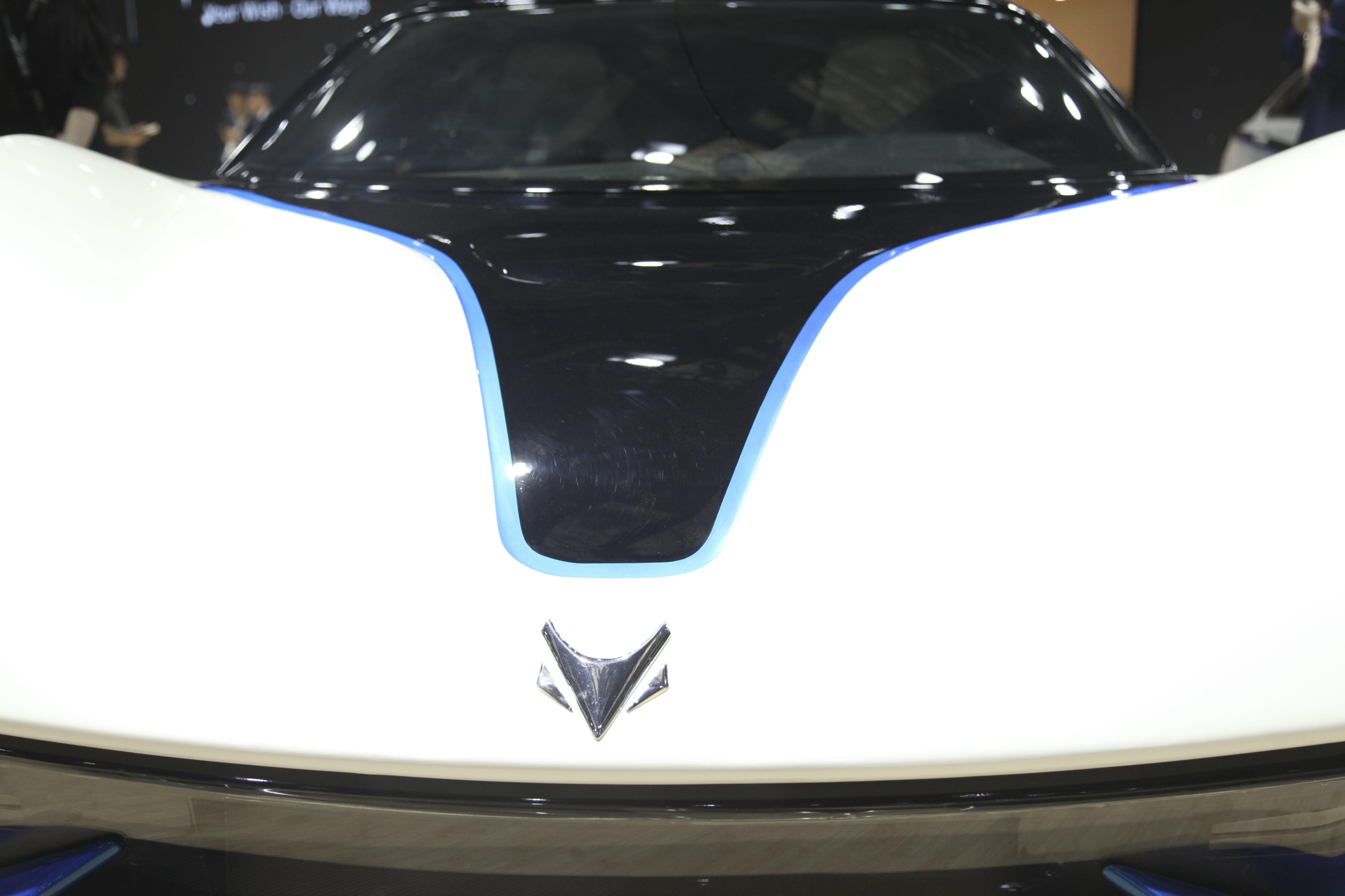 北汽新能源ARCFOX-7