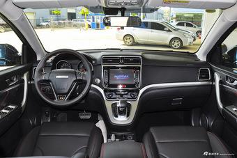 2016款哈弗H6升级版1.5T自动两驱尊贵型