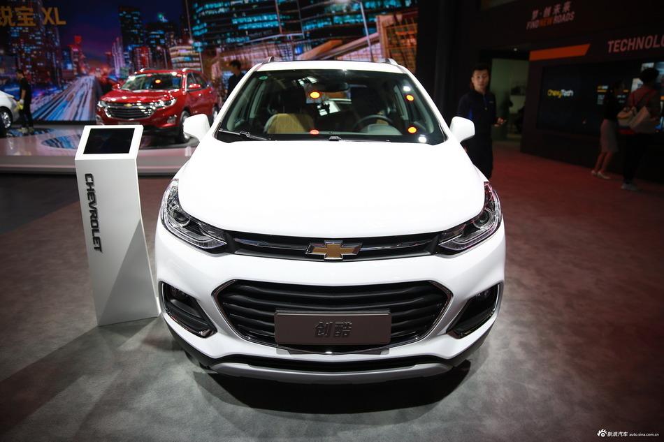 6月新浪报价 雪佛兰TRAX创酷新车7.47万起