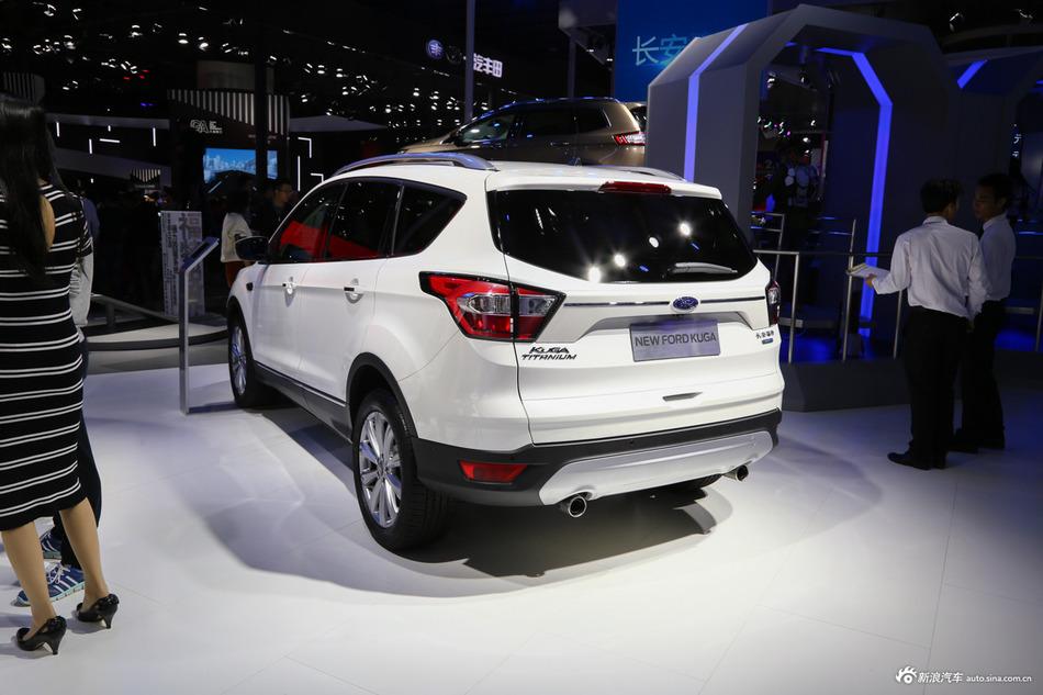 家庭第一辆车首选它,福特翼虎成交价14.94万起