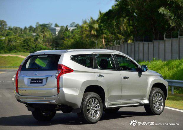 引入两款SUV 广汽三菱2017年新产品计划 手机新浪汽车