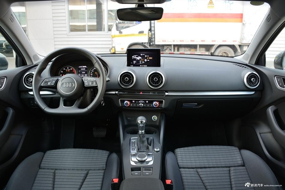 2019款奥迪A3 1.4T自动Limousine 40 TFSI运动型国VI