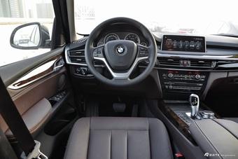 2017款宝马X5 3.0T自动xDrive35i典雅型