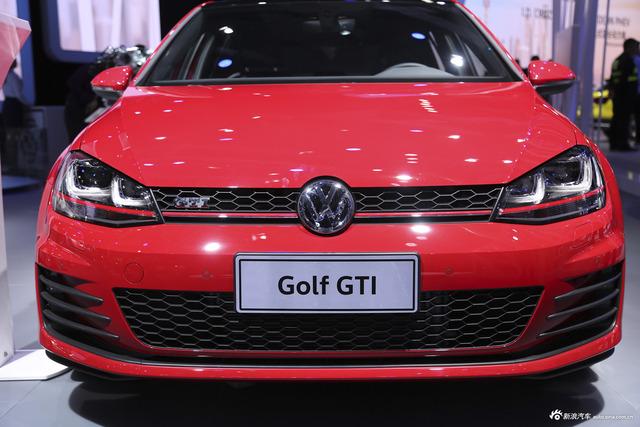 高尔夫GTI
