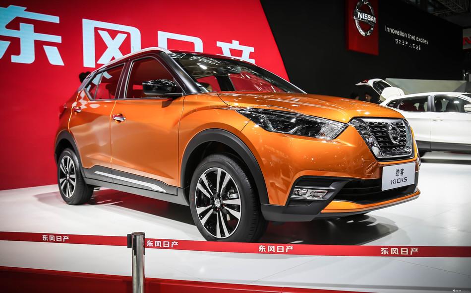 深港澳车展日产推全新SUV劲客 10万块到底值不值?