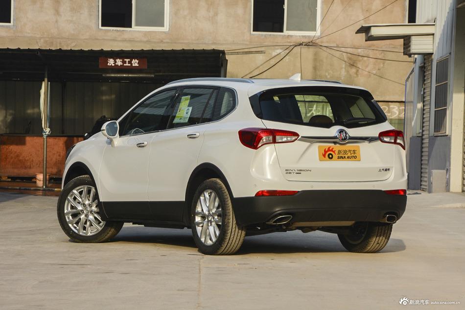 值得购买的新车之一,别克昂科威最低7.9折