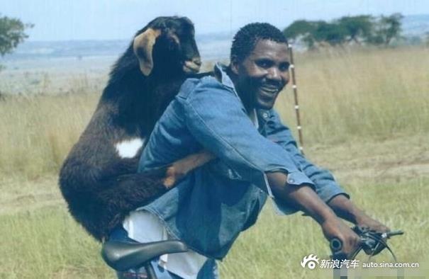 非洲人的生活方式 你永远不懂他们的世界