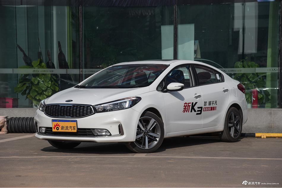 2016款起亚K3 1.6L自动Premium