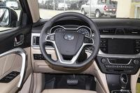 2017款吉利帝豪1.5L自动三厢百万款豪华型