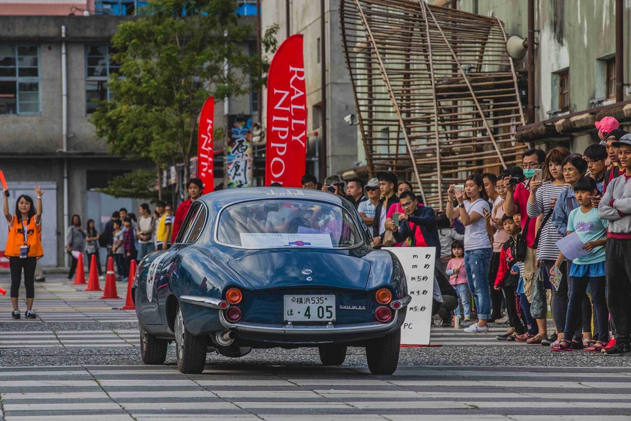 RallyNippon in Taiwan 2016