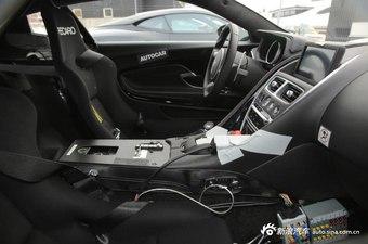 4.0T V8 阿斯顿·马丁新Vantage新谍照