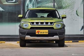 2016款北京BJ20 1.5T 自动CVT精英型