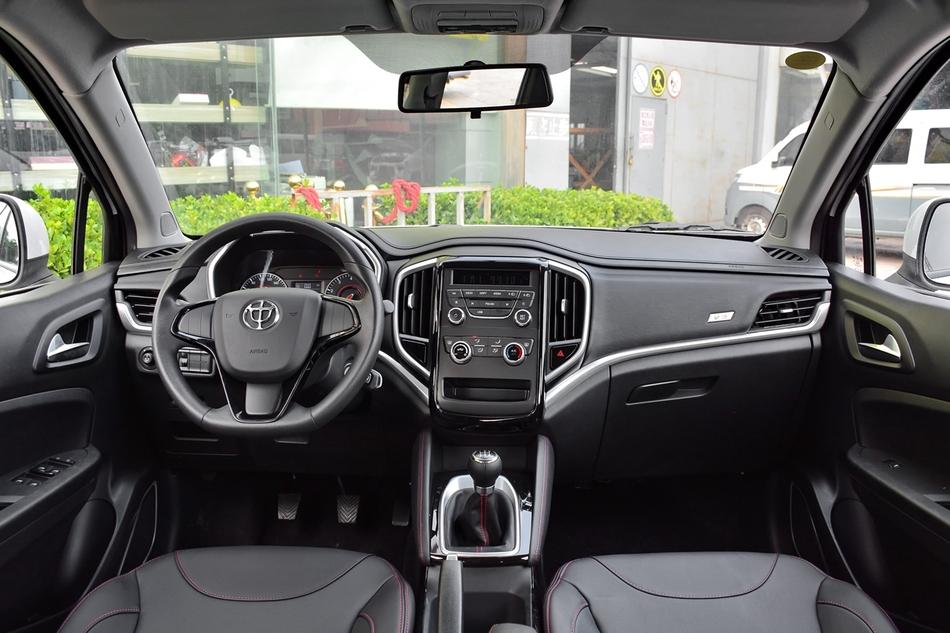 2017款中华V3 1.5L手动舒适型